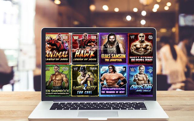 WWE Champions HD Wallpapers Game Theme