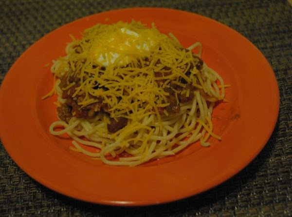 Turkey 4 Way Chili Recipe