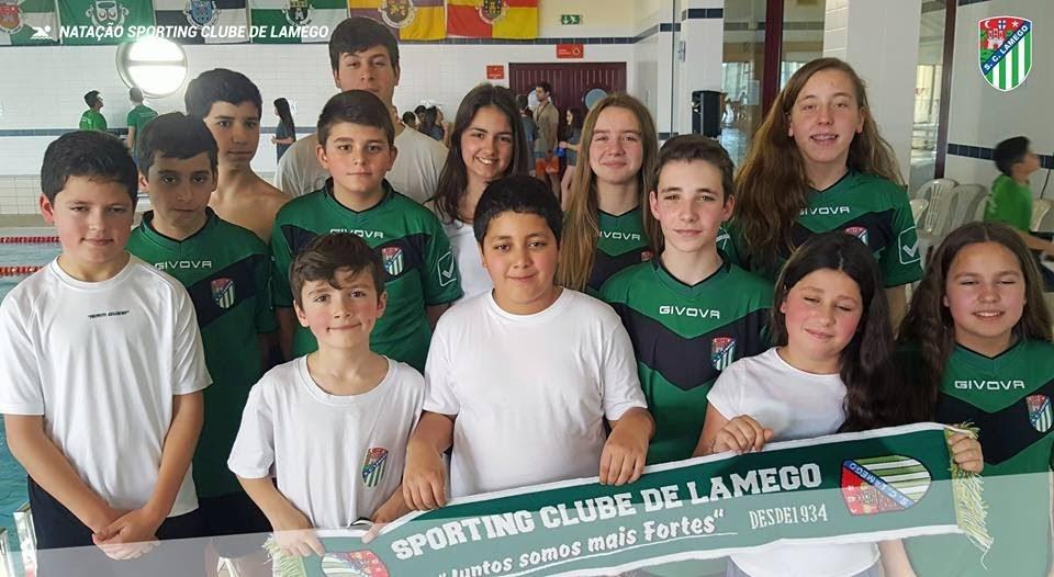 Sporting Clube de Lamego em destaque no CMEN