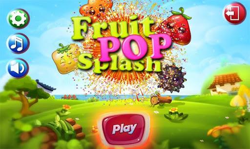 Fruit Pop Splash