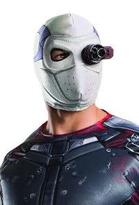 Suicide Squad Deadshot, mask