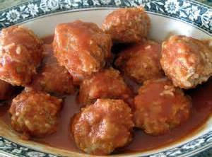 Easy & Tasty Porcupine Balls Recipe