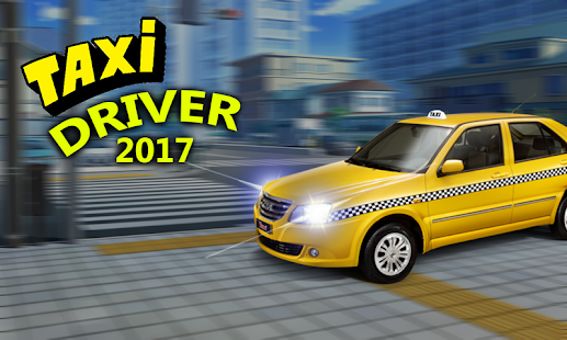 Taxi Driver 2017 - náhled