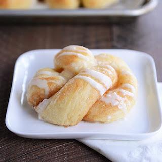 Overnight Cinnamon and Sugar Sweet Rolls