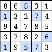 Number Rotation Sudoku