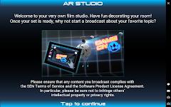 screenshot of PS4 Second Screen