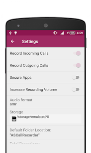 Call Recorder- ACR App Download For Android 3