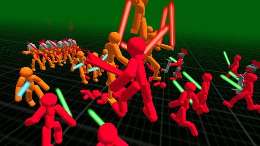 Stickman Simulator: Battle of Warriors 1.12 screenshots 1