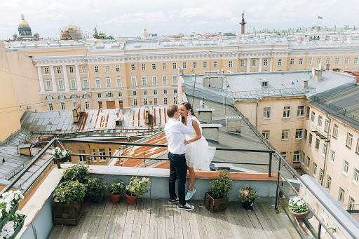 Wedding photographer Katerina Semenova (ekse). Photo of 14.06.2017