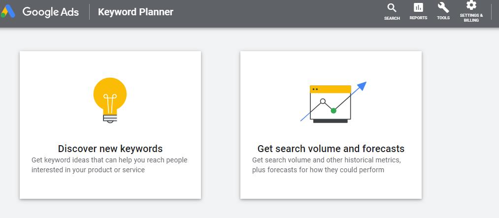 What is SEO, google keyword planner