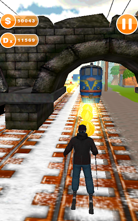 Skating Subway Surfers 1.0.1.5 screenshot 485248