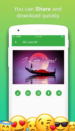 GIF For WhatsApp 4.4 screenshots 4