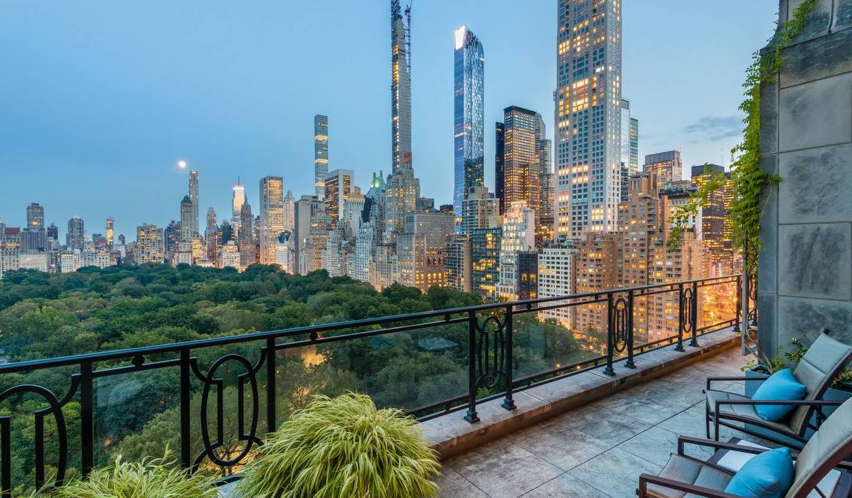 Appartement avec terrasse New York