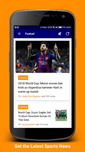 Bounce News: Breaking News, Hot Gist, Low Data App 1.7.0 screenshots 4