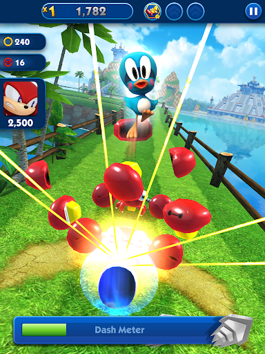 Sonic Dash - Endless Running & Racing Game 4.13.0 Screenshots 12