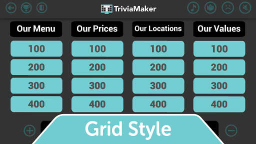 TriviaMaker - Quiz Creator, Game Show Trivia Maker 6.1.2 screenshots 5