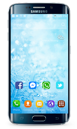 Oppo F11 Pro Launcher Theme ss1