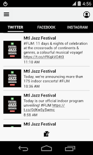 Jazz Montréal- screenshot thumbnail