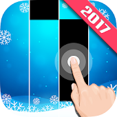 Magic White Piano: Music Tiles