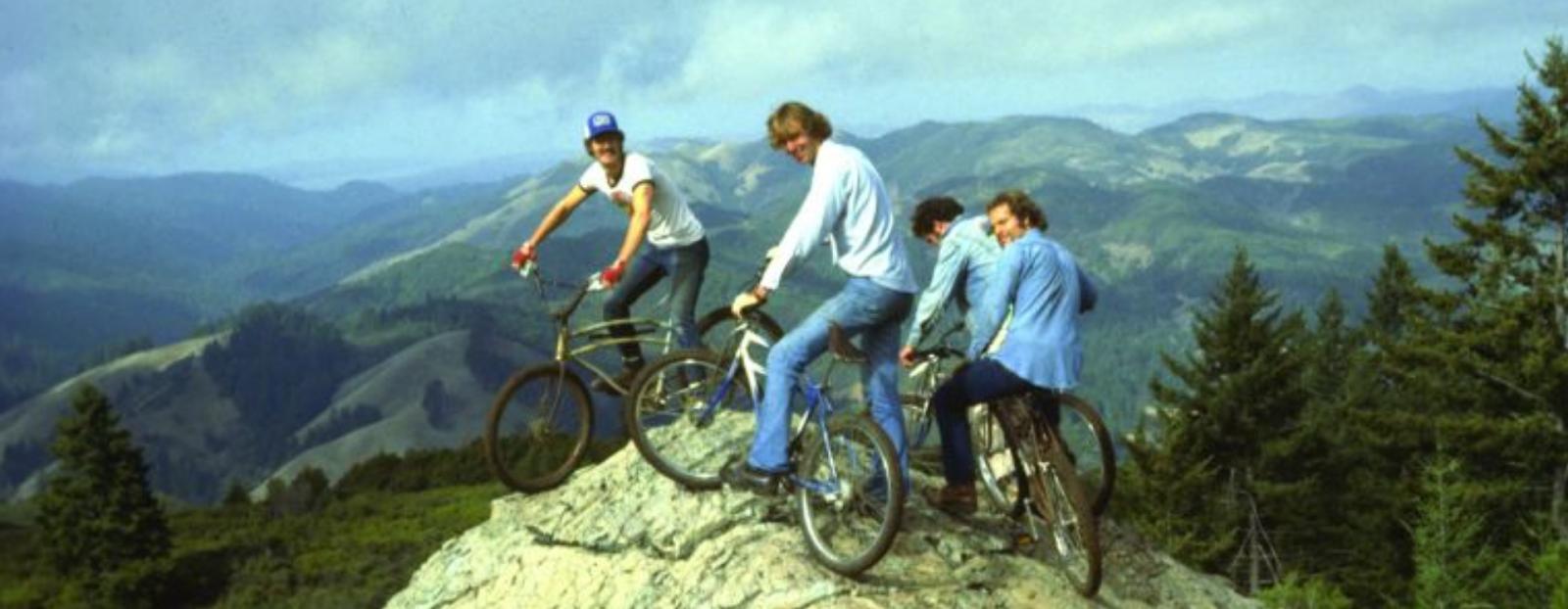 Fischer Bikes e Ritchey.