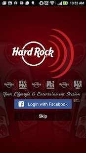 Hard Rock FM- screenshot thumbnail
