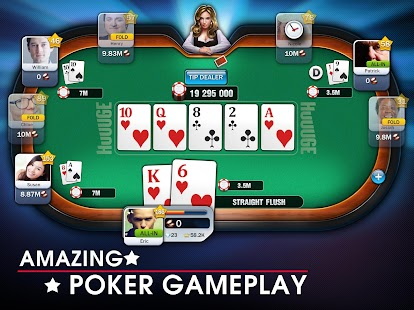 Cky poker game