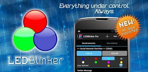 LED Blinker Notifications Lite -Manage your lights - Apps on