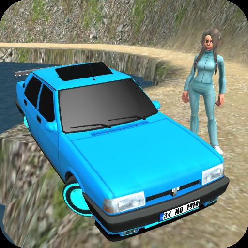 Car Hill Driver 3D 2016