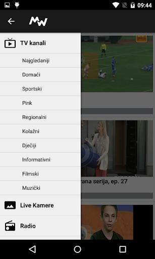 Moja webTV  screenshots 2