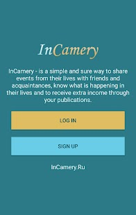 InCamery - Income from photos- screenshot thumbnail