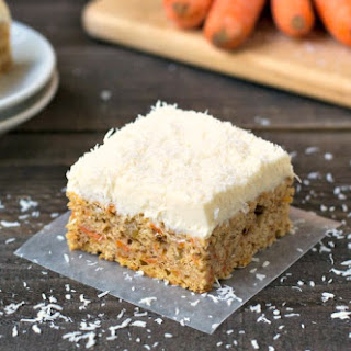 Gluten Free Sugar Free Carrot Cake Recipes