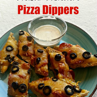 Weight Watchers Pizza Dippers.
