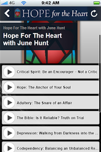 Hope For The Heart- screenshot thumbnail