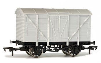 Photo: A004 Unpainted GWR ventilated Van