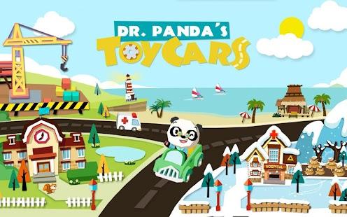 Dr.Panda'nın Arabaları ücretsi Ekran Görüntüsü