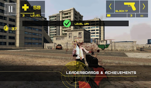 Zombie Defense: Adrenaline Screenshot