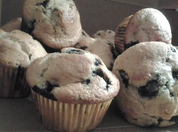 Fiber One Blueberry Muffins