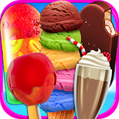 Tải Game Beach Food Popsicles Ice Cream