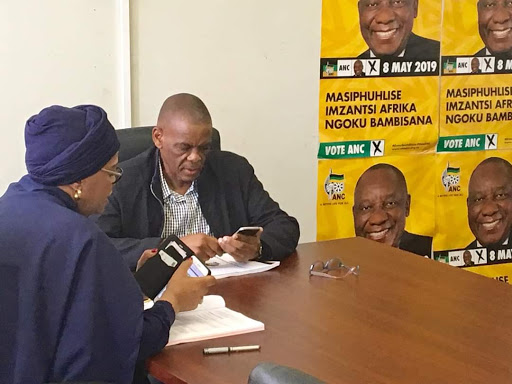 ANC bigwigs on metro fact-finding mission