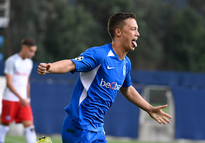 U19 van Racing Genk kan niet stunten tegen Liverpool in de UEFA Youth League