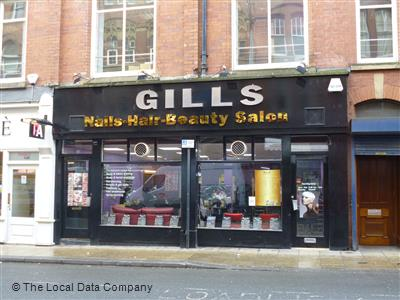 Gills On New York Street Hair Beauty Salons In City Centre Leeds Ls2 7dy