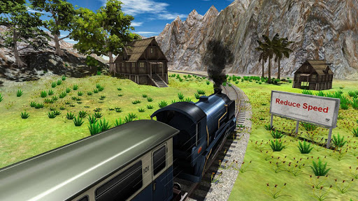 Fast Euro Train Driver Sim: Train Games 3D 2020 android2mod screenshots 4