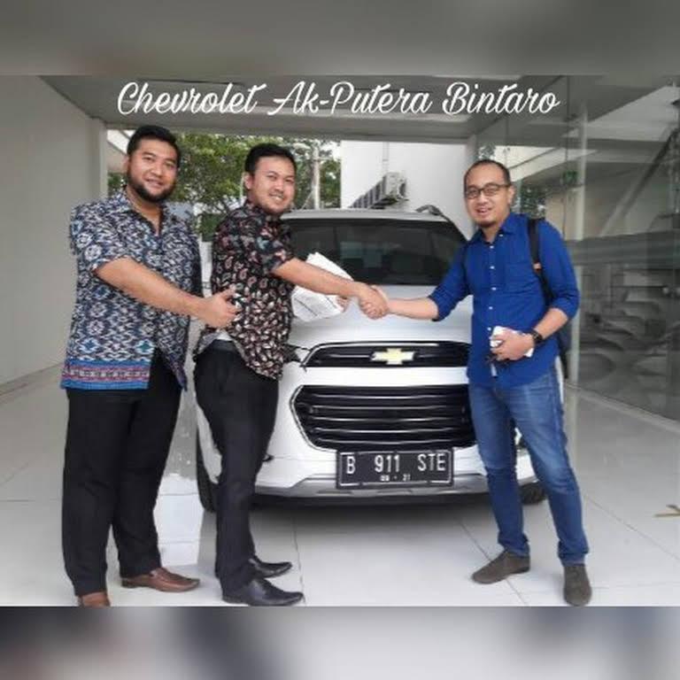 Chevrolet Bintaro Dealer Mobil