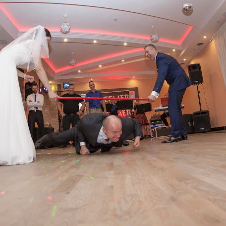 Wedding photographer Paulina Hrubczyńska (paulinahrubczyn). Photo of 25.09.2016