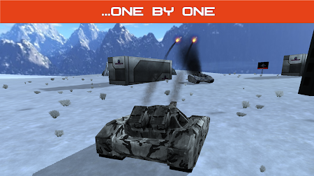 Tank Combat : Future Battles 1.6 screenshot 2092215