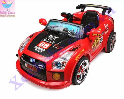 Xe hơi điện cho bé XH 6788 3