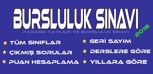 Pybs Bursluluk Sinavi Apps On Google Play