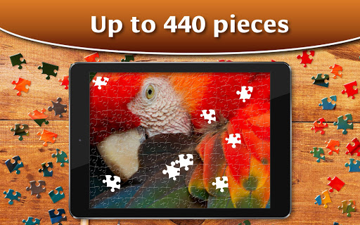 Jigsaw Puzzle Collection HD screenshot 5