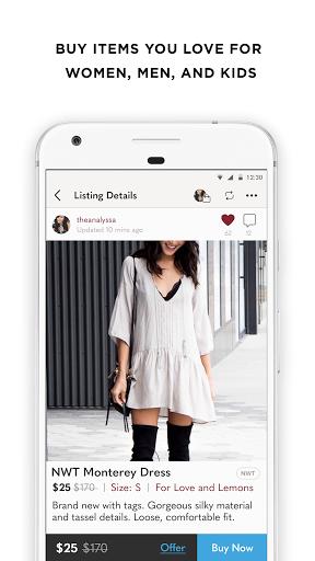 Poshmark - Buy & Sell Fashion screenshots 4