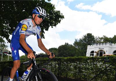 Vansevenant debuteert voor Deceuninck-Quick.Step aan zijde van de in Burgos zo sterke Almeida